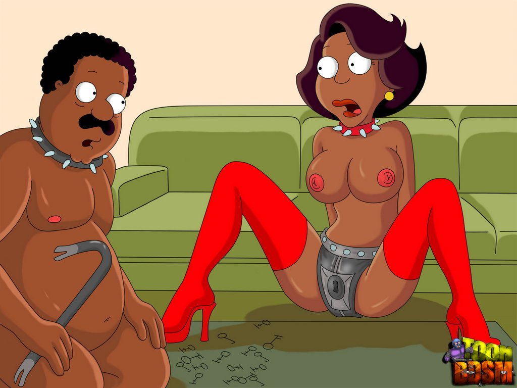 cleveland the show the bear tim Harley quinn and catwoman nude