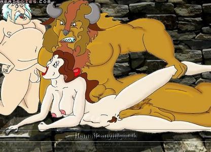 beauty rape the beast and In regards to my reincarnation as a slime