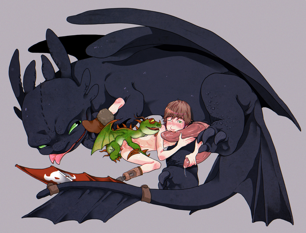 x hiccup fanfiction toothless mating Mushroom magistrate let it die