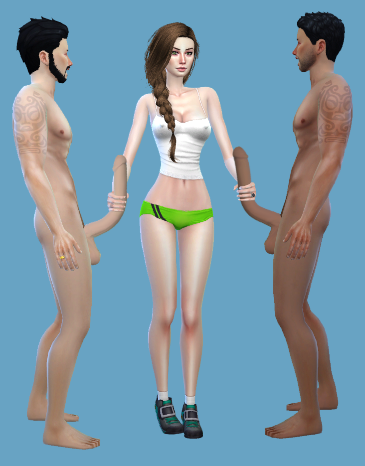clothes the nude 4 sims Amazing world of gumball nicole hentai