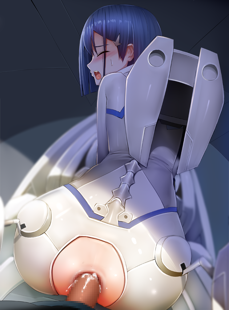 in darling franxx the feet Five nights at freddy in anime