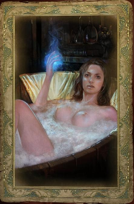 nude witcher 3 the yennefer My little pony star swirl the bearded