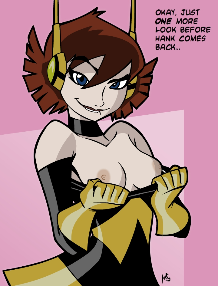 avengers earth's mightiest wasp the heroes Conker's bad fur day sunflower bees