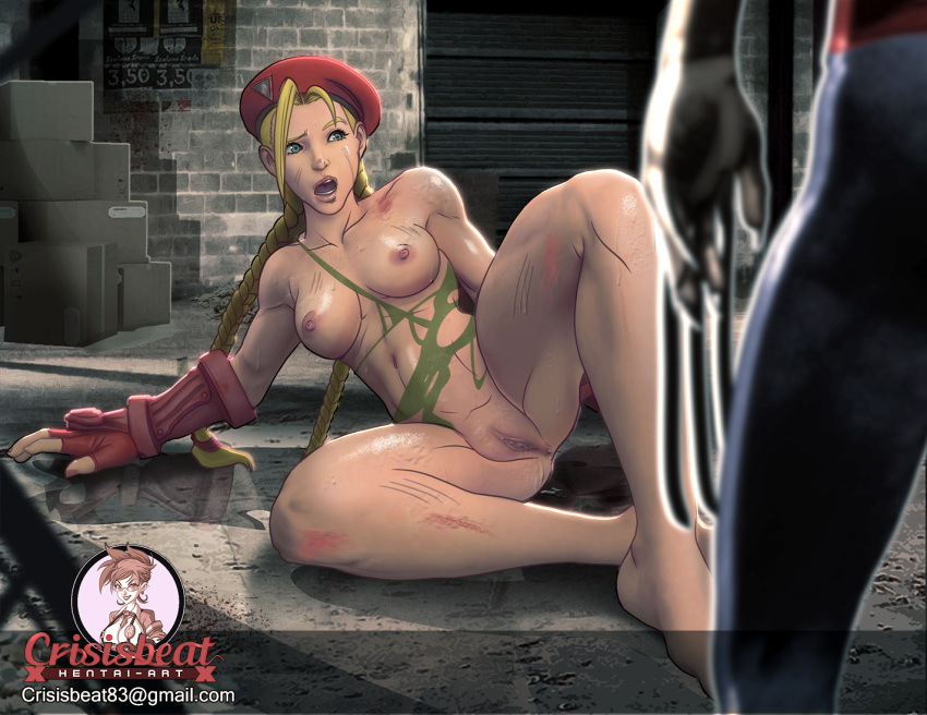 5 fighter gif street cammy Orc-san and knight