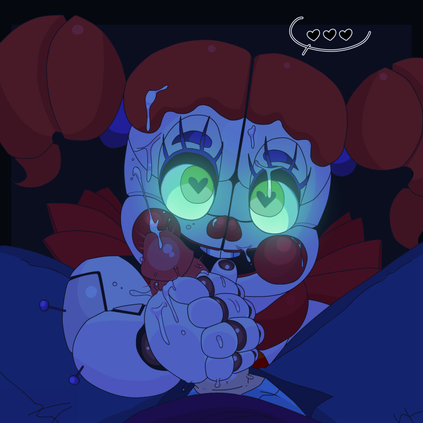 porn sister location baby fnaf Under her tail porn comic