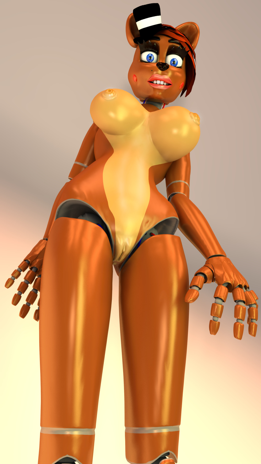 of pics freddy's at five nights Fairy fencer f nude mod