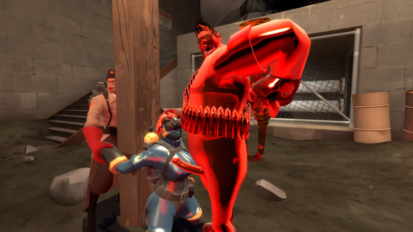 hey tf2 guys pyro here What is eris morn holding