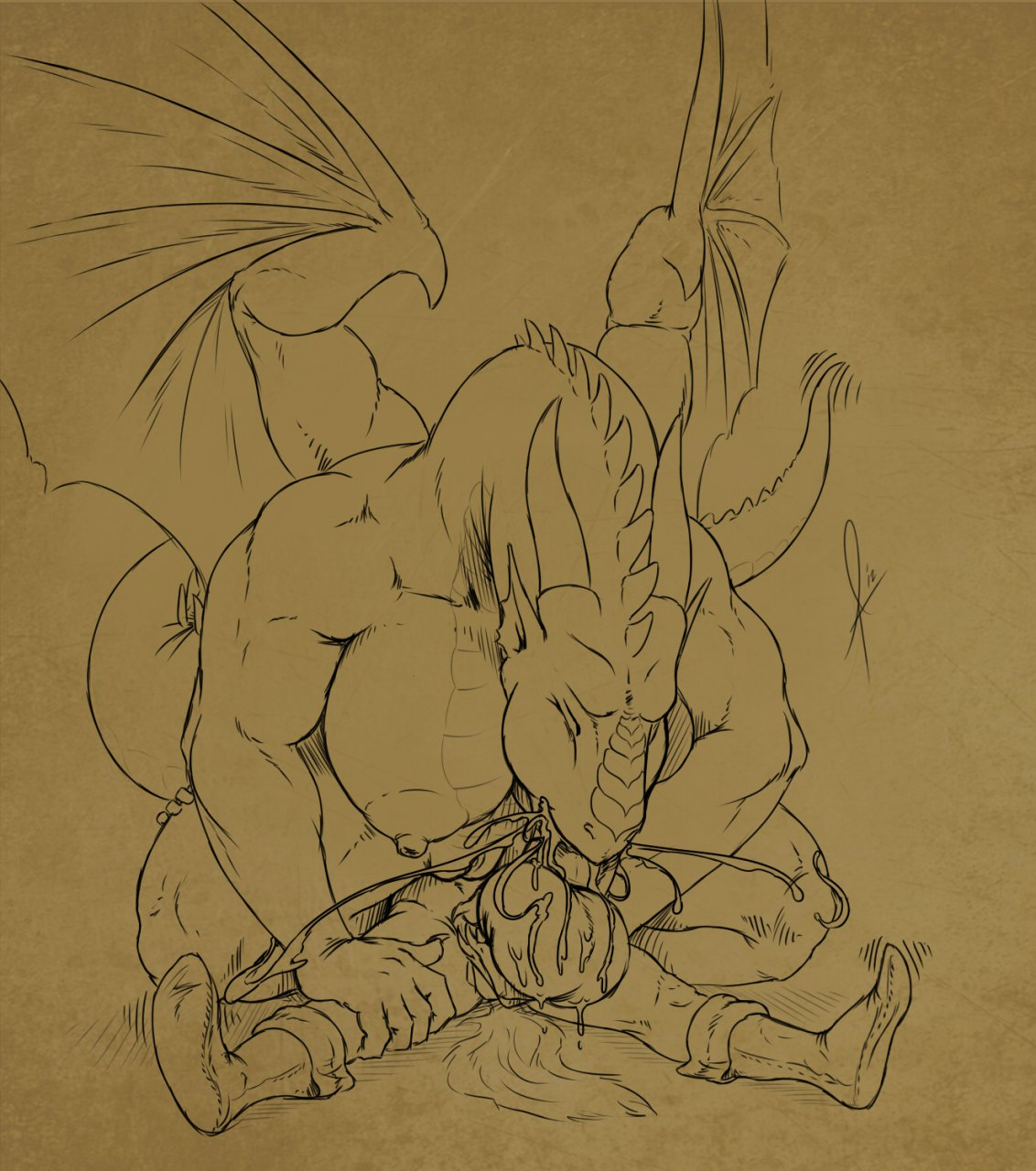 dragons e621 there here be Where can i get a foot job